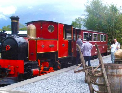 Cavan Leitrim Railway | The Kilbrackan Arms Hotel | Bar | Restaurant
