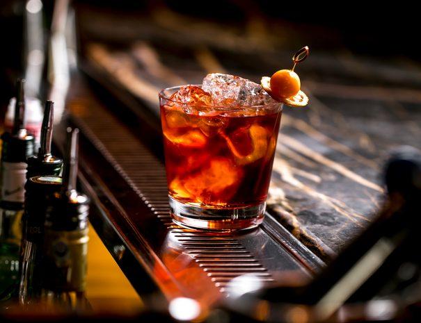 Cocktail | The Kilbrackan Arms Hotel | Bar | Restaurant