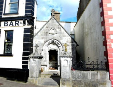 Costello Memorial Chapel | The Kilbrackan Arms Hotel | Bar | Restaurant