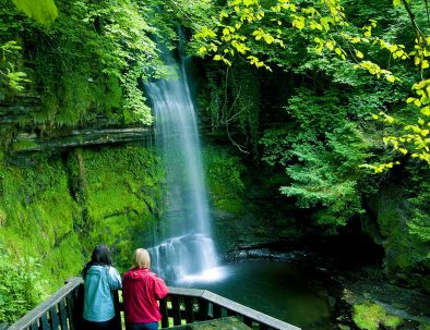 Glencar Waterfall | The Kilbrackan Arms Hotel | Bar | Restaurant