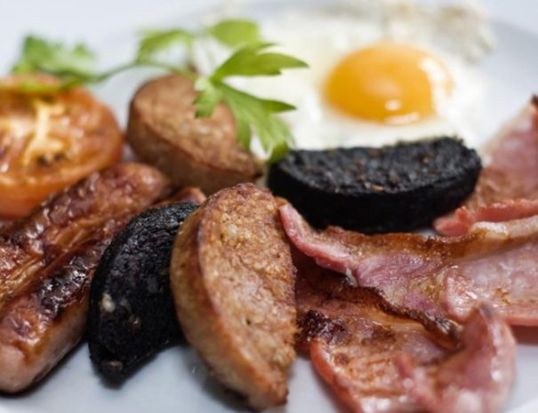Irish Breakfast | The Kilbrackan Arms Hotel | Bar | Restaurant