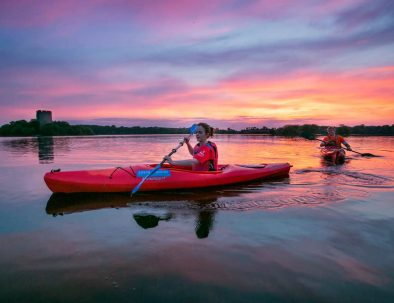 Kayaking | The Kilbrackan Arms Hotel | Bar | Restaurant
