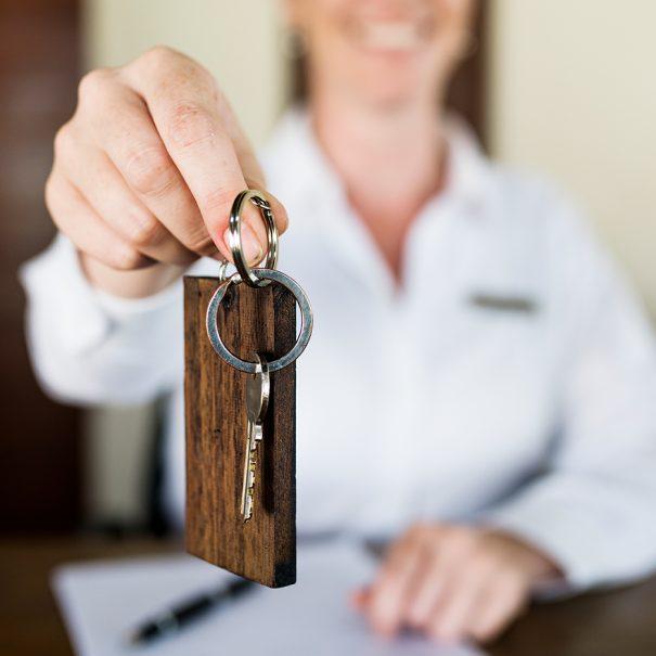 Keys | The Kilbrackan Arms Hotel | Bar | Restaurant