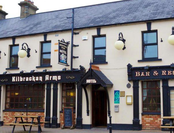 Kilbrackan Arms | The Kilbrackan Arms Hotel | Bar | Restaurant