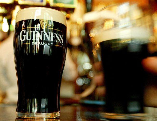 Pint of Guinness | The Kilbrackan Arms Hotel | Bar | Restaurant