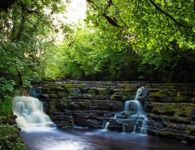 Poll an Easa Waterfall | The Kilbrackan Arms Hotel | Bar | Restaurant