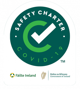 Safety Charter Industry | The Kilbrackan Arms Hotel | Bar | Restaurant
