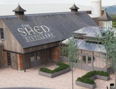The Shed Distillery | The Kilbrackan Arms Hotel | Bar | Restaurant