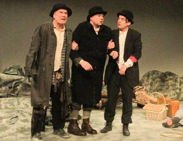 Waiting for Godot by Corn Mill Theatre Group | The Kilbrackan Arms Hotel | Bar | Restaurant